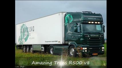 Amazing Trans R500 v8