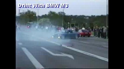 Drifft With BMW