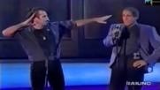 Adriano Celentano & Piero Pelu - Top 1000 - Svalutation - Live Raiuno - Hd