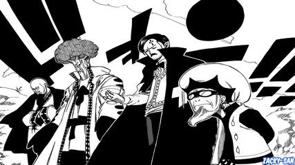 { Bg Sub } Fairy Tail Manga 462 - Battlefield