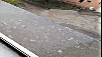 """""""Моята новина"""": Градушка във Варна"""
