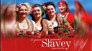 Quartet Slavey - Diliano Mome Hubava (Bulgarian Folklore Song)