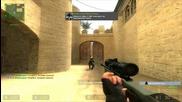 Малка игра на botove na Counter Strike Source