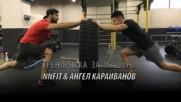 Тренировка за машини - NNFit & Ангел Караиванов