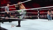 The Usos vs. Luke Harper & Erick Rowan: Raw, July 7, 2014