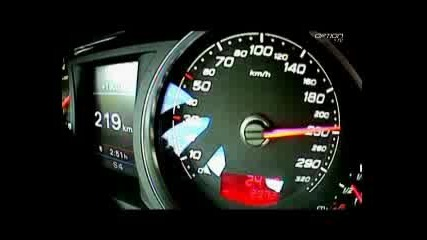 290 km h en Audi Rs6 Option Auto
