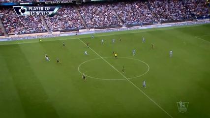 ВИДЕО: Агуеро доказа, че е Моцарт във футбола
