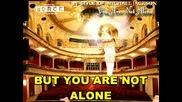 Michael Jackson - You Are Not Alone (karaoke)