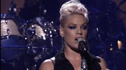 2012 • P!nk - Try ( The Truth About Love - Live From Los Angeles) ( Текст и превод )