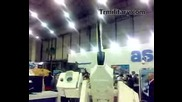 Aselsan Stamp & Anti - Tank Launcher System - Turk Army