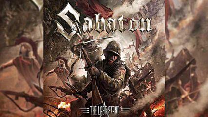 Sabaton - [the Last Stand #13] All Guns Blazing 2016