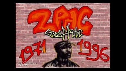 Tupac Amaru Shakur Graffity