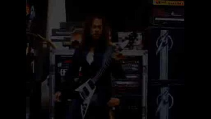 Kirk Hammett - Master Of Puppets (solo)