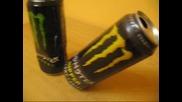 Левитиране на Monster Energy
