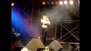 Доброто изпълнение на истинския на Анелия ( Следа от любовта ) - На живо !