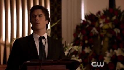 Промо към 15 епизод Сезон 6 - The Vampire Diaries - Let Her Go