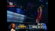 Music Idol 3: Концерт за оставане в шоуто - първото изпълнение на Магдалена! (22.04.09)