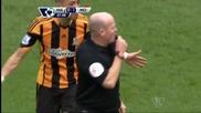 Хъл Сити - Манчестър Сити 0:2