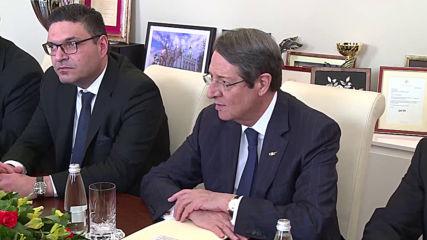 Борисов: Кипър остава важен търговско-икономически партньор