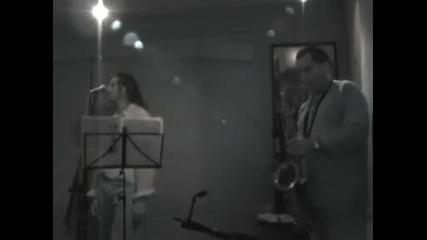 деян неделчев - Georgia In My Mind - на живо - 2007