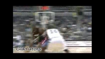 NBA Dunk Gladiators