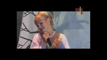 Лена Василек и Група Белый День - Ехали казаки