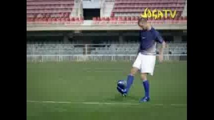Nike Football - Ronaldo Vs. Zlatan