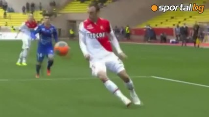 20.04 Гениален гол на Димитър Бербатов и победа срещу Ница (1-0)