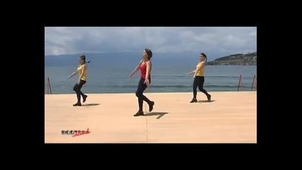 Latino Dance Aerobik Sezona