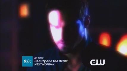 + Превод .. Beauty and the Beast 2x04 Promo | Hothead |