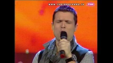 Dragi Domić - Kao moja mati (Zvezde Granda 2010_2011 - Emisija 27 - 09.04.2011)