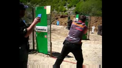 На Ipsc Dynamic Race 2009 България