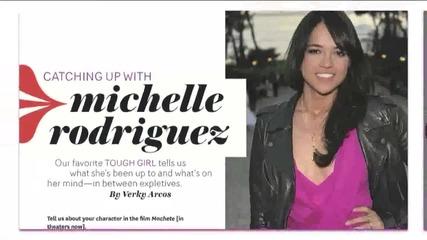 October 2010 Latina Magazine Sneak Peek