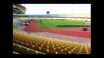 Стадионите от Мондиал 2010
