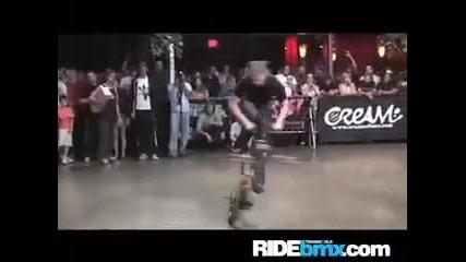 Bmx Flatland Voodoo Jam 2008 Final Battle Video