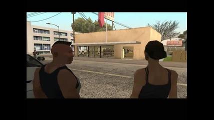 Gta San Andreas - First Base *my gameplay*
