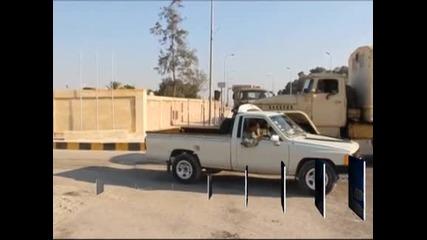 На Синайския полуостров въоръжени мъже атакуваха мироопазващи части