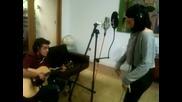 Jessie J singing Do It Like A Dude - acoustic