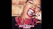 *2014* Netta Brielle ft. Iamsu! - 3 x Krazy ( Remix )