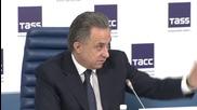 Russia: Mutko praises FIFA, calls for reforms in world football