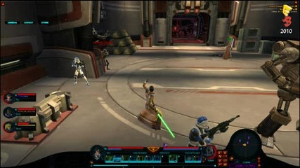 Star Wars - The Old Republic Multiplayer Demo