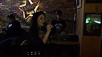 Савов & Стелияна Христова - Killing Me Softly with His Song (Live in Famous Bar)