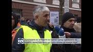 Служителите на затворите на протест срещу орязването на бюджета, министерството ще търси начини да намери пари