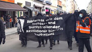 Germany: Hundreds march in support of imprisoned Greek militant