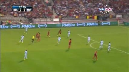 Белгия - Франция 0:0