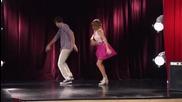 Violetta 2 - Vilu y León танцуват