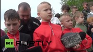 Russia: Swords clash and arrows fly at the Cossack Battle Games