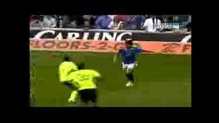 Rangers 2 - 0 Chelsea