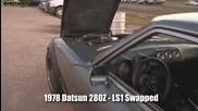 450hp 1978 Datsun 280z Ls1