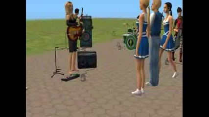 Why Not - Hilary Duff - Sims 2
